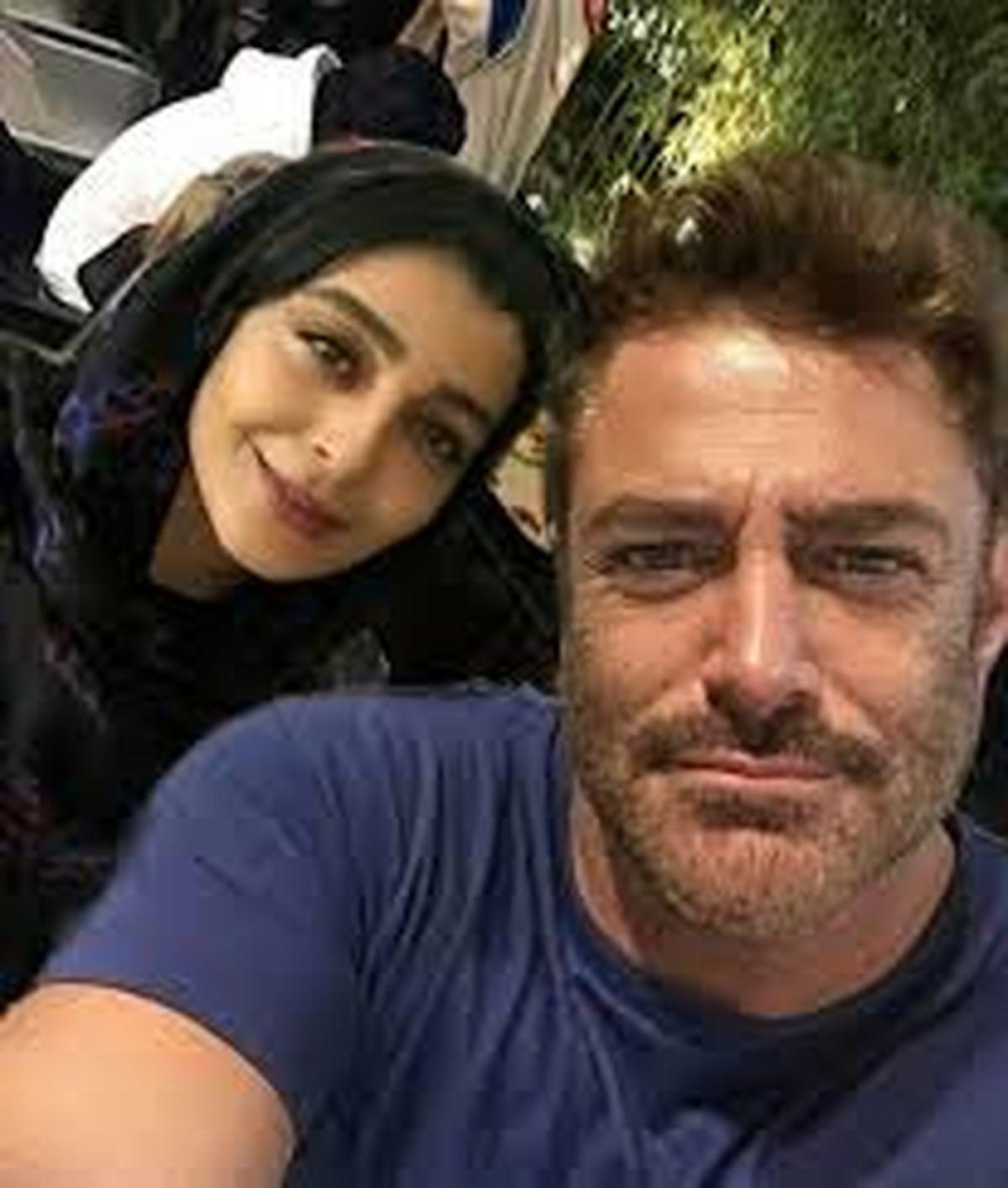 آرایش غلیظ و جذاب ساره بیات + عکس